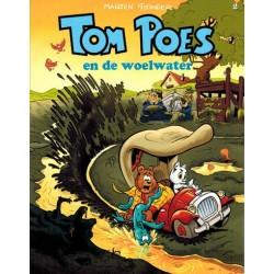 Tom Poes  ballonstrip C02 De Woelwater