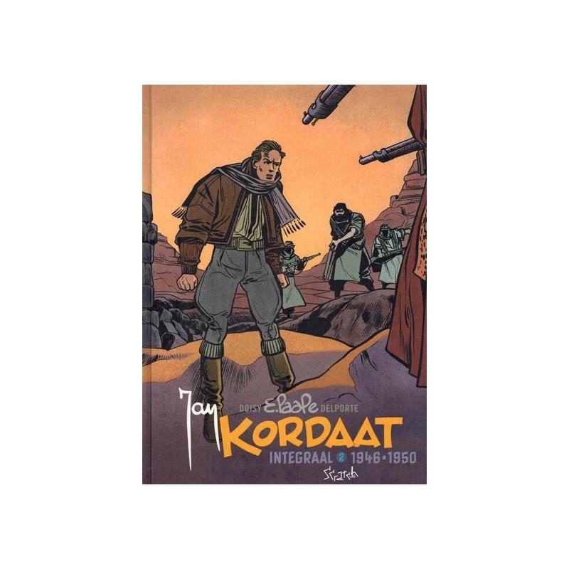 Jan Kordaat  integraal 02 HC 1946-1950