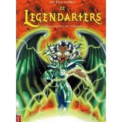 Legendariers 06 De hand van de toekomst