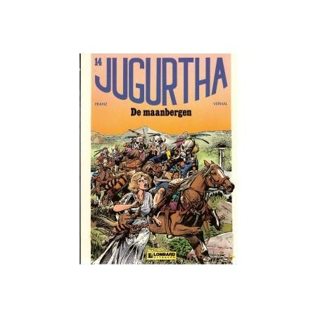 Jugurtha 14 De maanbergen 1e druk 1986