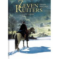 Zeven ruiters set HC deel 1 & 2 1e drukken 2016 (naar Jean Raspail)