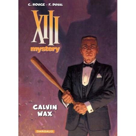 XIII  Mystery HC 10 Calvin Wax