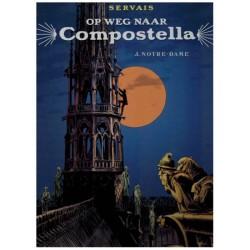 Servais strips HC Op weg naar Compostella 03 Notre-Dame