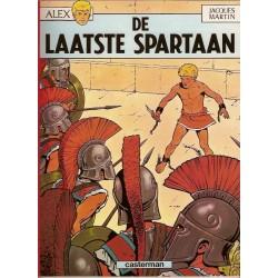 Alex 07 De laatste Spartaan herdruk ca. 1974