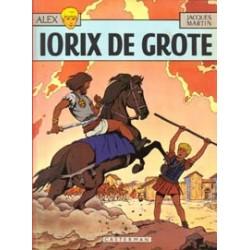 Alex 10 Iorix de Grote herdruk ca. 1977 met schutbladen