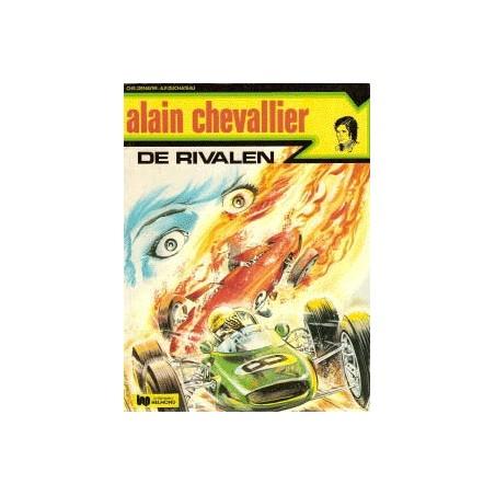 Alain Chevallier Lombard set deel 1 t/m 10 1e drukken* 1978-1986