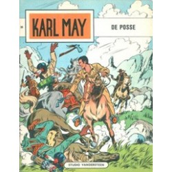 Karl May 30 De posse 1e druk 1971