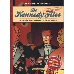 Kennedy-files H01 De man die president wilde worden