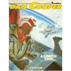 Dan Cooper<br>24 Azimuth zero<br>herdruk