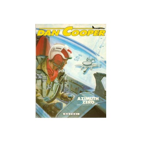 Dan Cooper 24 Azimuth zero herdruk
