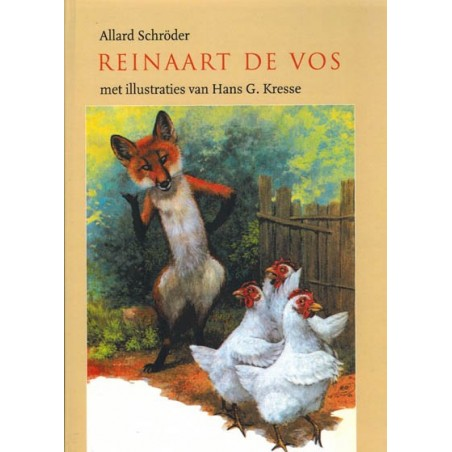 Kresse  illustraties HC Reinaart de vos