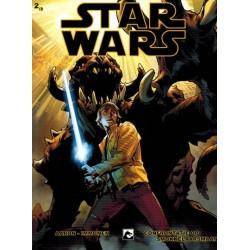 Star Wars  NL Confrontatie op smokkelaarsmaan 02 (van 3)