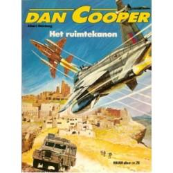 Dan Cooper<br>25 Het ruimtekanon<br>1e druk  1980
