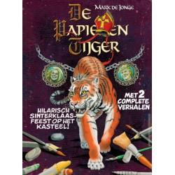 Papieren tijger 02 Hilarisch Sinterklaasfeest op het kasteel!