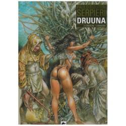 Druuna  Integraal pakket 02+03 Creatura / Carnivora / Mandragora / Aphrodisia HC met prent