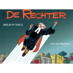Rechter 19 Held in toga