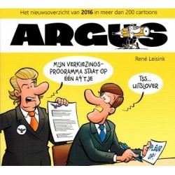 Argus 2016 Mijn verkiezingsprogramma staat op een A4'tje