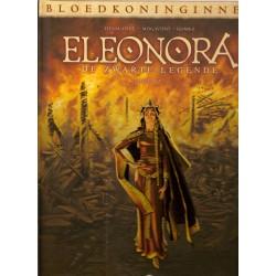 Bloedkoninginnen 1 set Eleonora de zwarte legende deel 1 t/m 3 HC