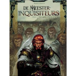 Meester Inquisiteurs set HC deel 1 & 2