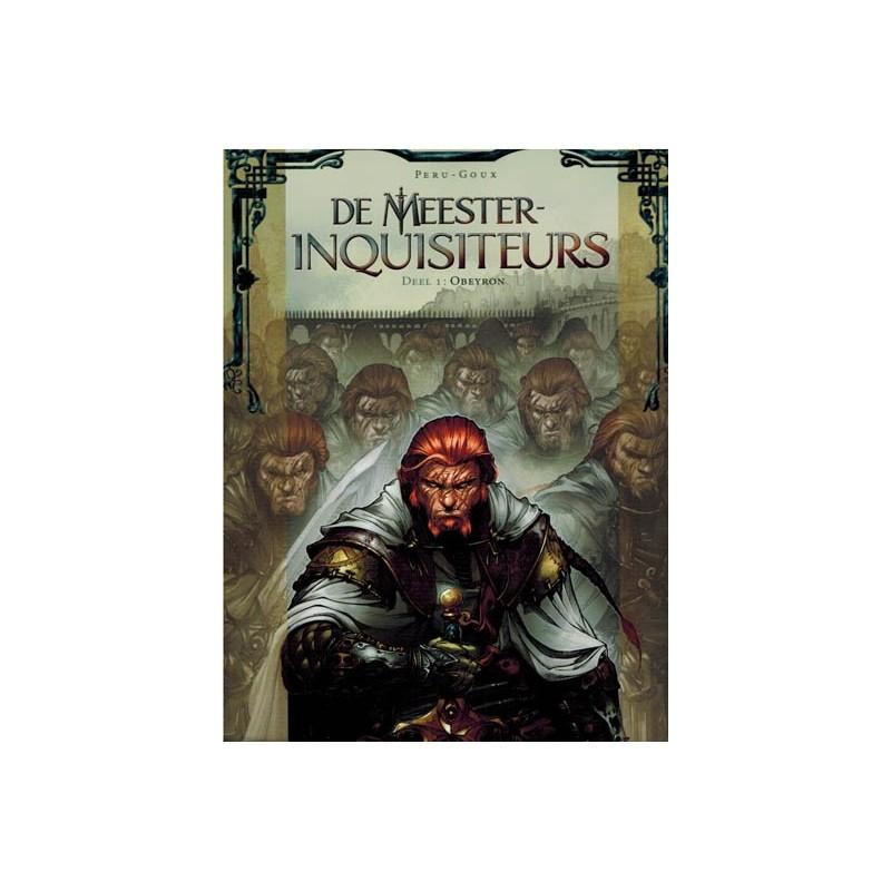 Meester Inquisiteurs set HC deel 1 t/m 7 1e drukken 2016-2019