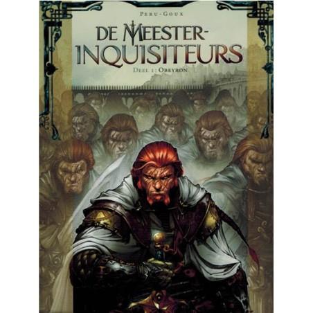 Meester Inquisiteurs set HC deel 1 & 2