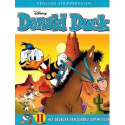Donald Duck  Vrolijke stripverhalen 11 Het dagboek van dubbelloop McDuck