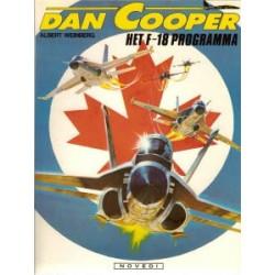 Dan Cooper<br>27 Het F-18 programma<br>1e druk 1981