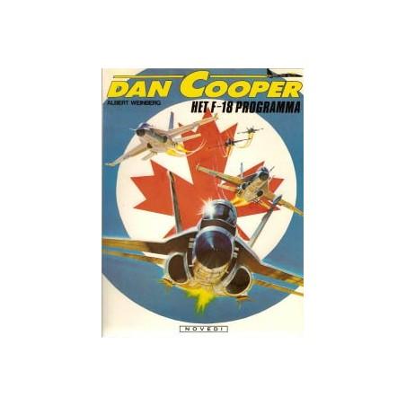 Dan Cooper 27 Het F-18 programma 1e druk 1981