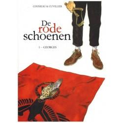 Cuvillier strips De rode schoenen 01 Georges