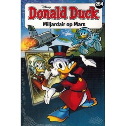 Donald Duck  pocket 254 Miljardair op Mars