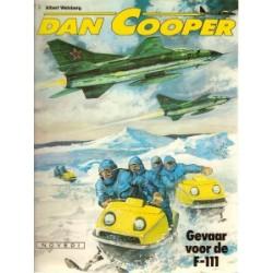 Dan Cooper<br>28 Gevaar voor F-111<br>1e druk 1981