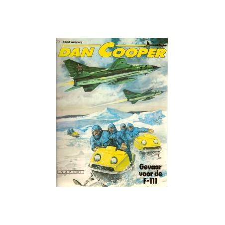 Dan Cooper 28 Gevaar voor F-111 1e druk 1981