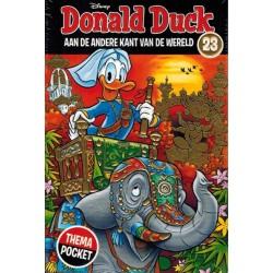 Donald Duck  Thema pocket 23 Aan de andere kant van de wereld