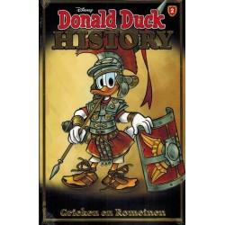 Donald Duck  History pocket 02 Grieken en Romeinen