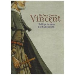 Jamar strips HC Vincent Heilige tussen de musketiers