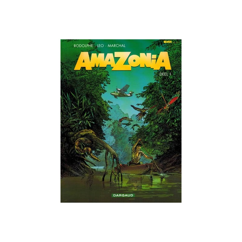 Amazonia 01 (Kenya cyclus III)