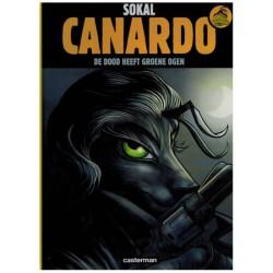 Canardo  24 HC De dood heeft groene ogen