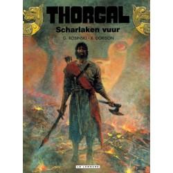 Thorgal   HC 35 Scharlaken vuur