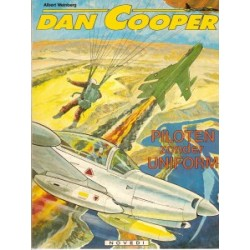 Dan Cooper<br>30 Piloten zonder uniform<br>1e druk 1982