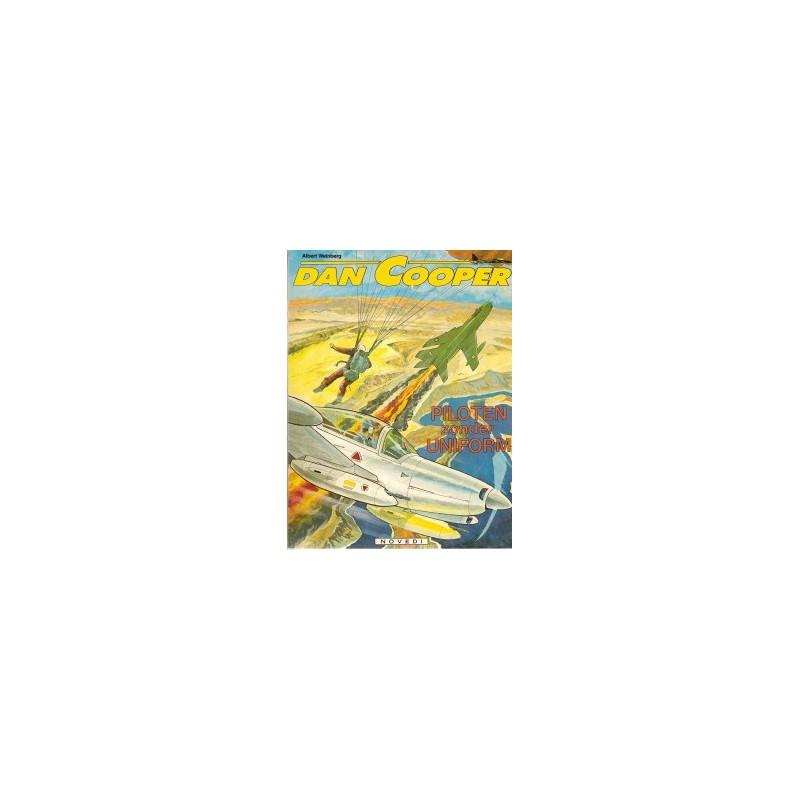 Dan Cooper 30 Piloten zonder uniform 1e druk 1982