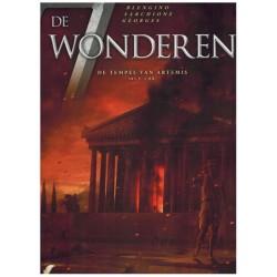 7 Wonderen 04 De tempel van Artemis 585 v. Chr