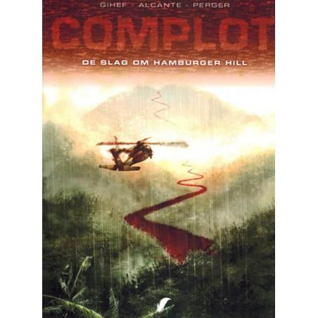 Complot 03 De slag om hamburger Hill 1e druk 2016