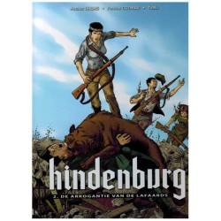 Hindenburg HC 02 De arrogantie van de lafaards
