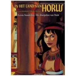 In het land van Horus  integraal 01 HC De discipelen van Maat