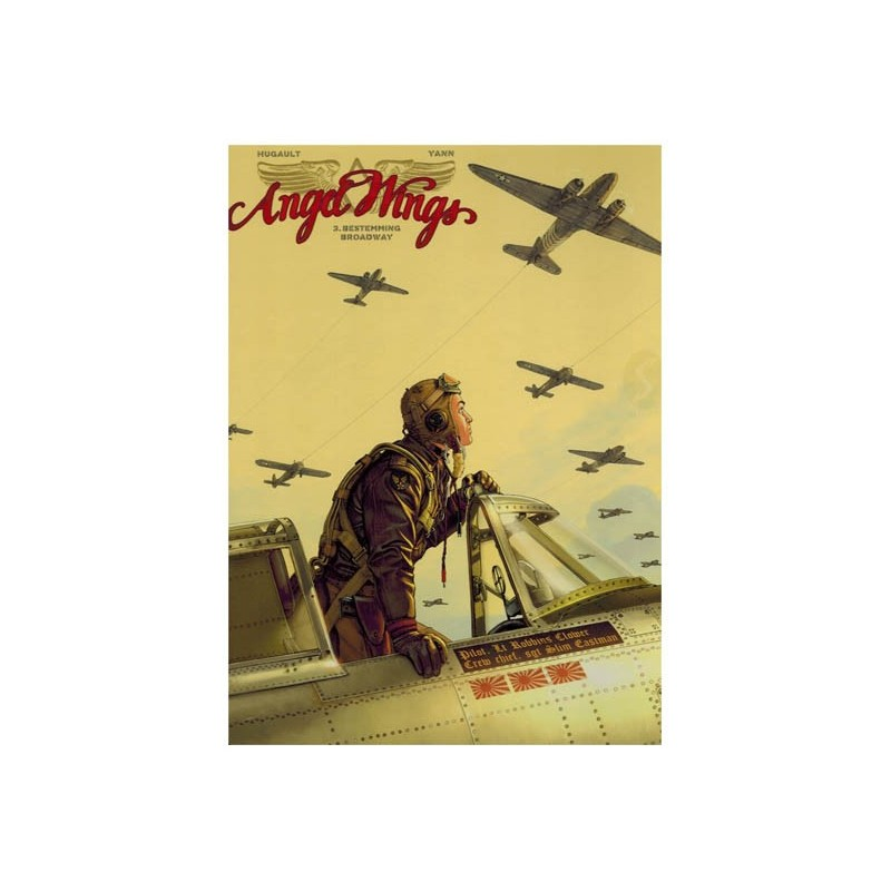 Angel Wings 03 HC Bestemming Broadway