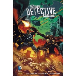 Batman  NL HC Detective comics 04 Wrath