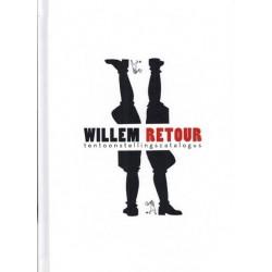Willem tentoonstellingscatalogus HC Retour