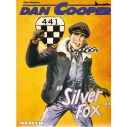 Dan Cooper<br>34 Silver fox<br>1e druk 1985