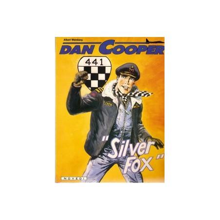 Dan Cooper 34 Silver fox 1e druk 1985