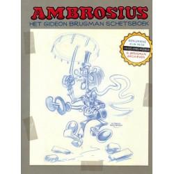 Ambrosius Het Gideon Brugman schetsboek